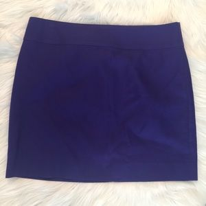 Jcrew Purple Mini Skirt 6